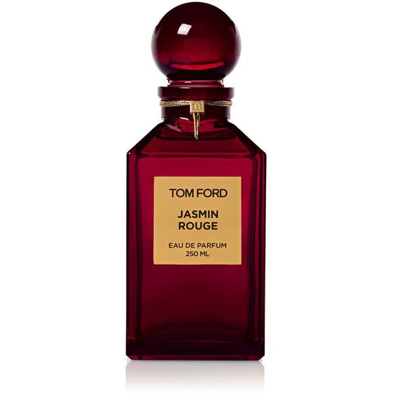 Tom Ford Jasmin Rouge Eau de Parfum (1.815 BRL) ❤ liked on Polyvore featuring beauty products, fragrance, perfume, beauty, makeup, cosmetics, red, beauty fragrance perfumes, tom ford fragrance and eau de parfum perfume