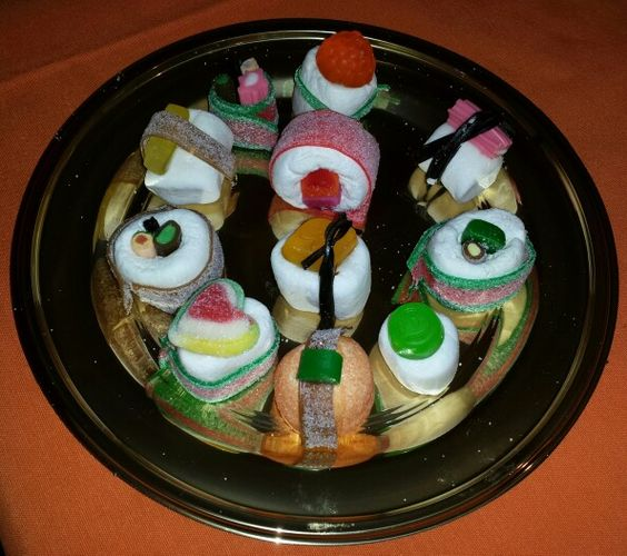 Sushi chuches