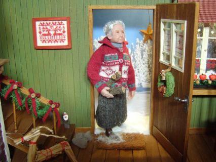 Bei Ticktackoma | Pillis Minis  Snö på mattan