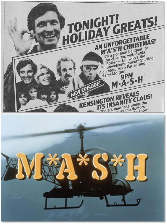 A very special M*A*S*H Christmas episode: a CHRISTMAS CARD by ...