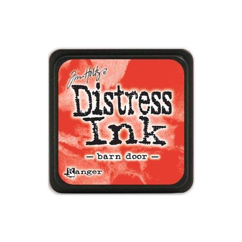 Tim Holtz Distress Mini Ink Pad BARN DOOR Ranger