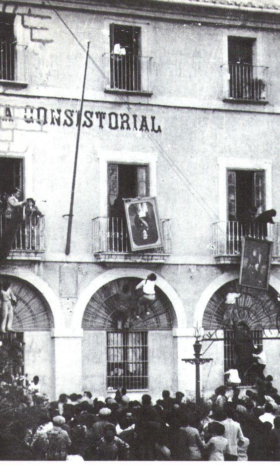 Ochenta años del estallido de la Guerra Civil en la Marina Alta | La Marina Plaza. Noticias. Diario de la Marina Alta.