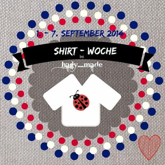 hagy...made: Shirt - Woche