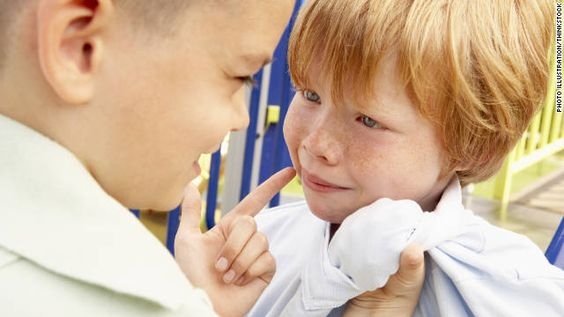 """Bully-proofing your kids - Starting when their son was 3, psychologist Tammy Hughes and her school psychologist husband started teaching him. At night, they'd say, """"Tell me three good things that happened to you today."""" This helped him make the distinction between events and his feelings about them.    Once he had that mastered, they added, """"Tell me three good things that happened to someone else (lesson: the world includes me and other people, their feelings and actions).""""    Next they…"""