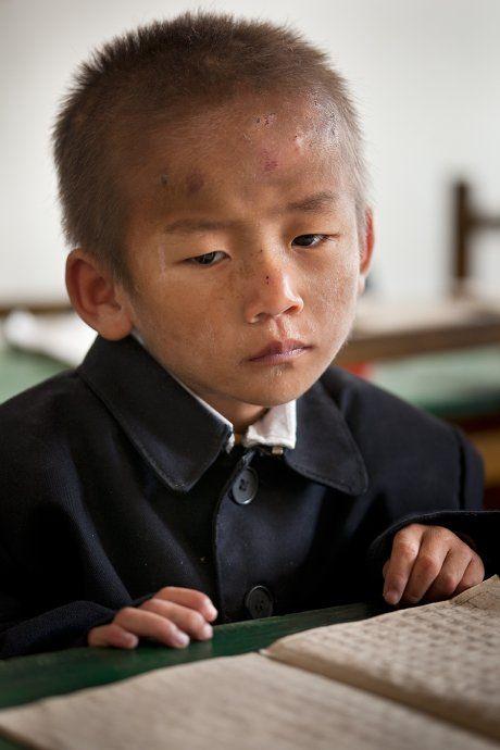 Zu schwach für die Schule: Waisenschule in Haeju (J. Escher, 5/11)
