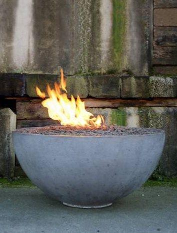fire pit bowl.