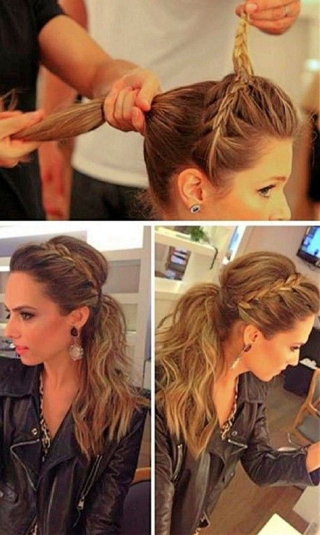 Super Easy Casual Hairstyles Casual Hairstyles And Easy Hairstyles On Short Hairstyles Gunalazisus