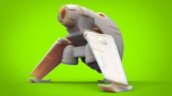 Diseño Drone2:Kipper