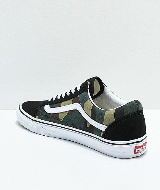 Vans shoes fashion, Vans old skool, Vans