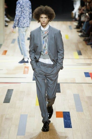 Dior Homme spring-summer 2015 + video