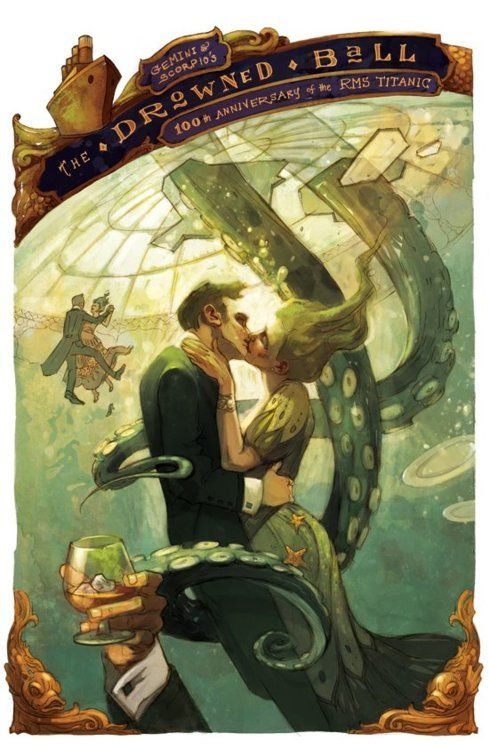 Gemini & Scorpio present     The Drowned Ball RSVP here https://www.facebook.com/events/344930908890321/?ref=ts