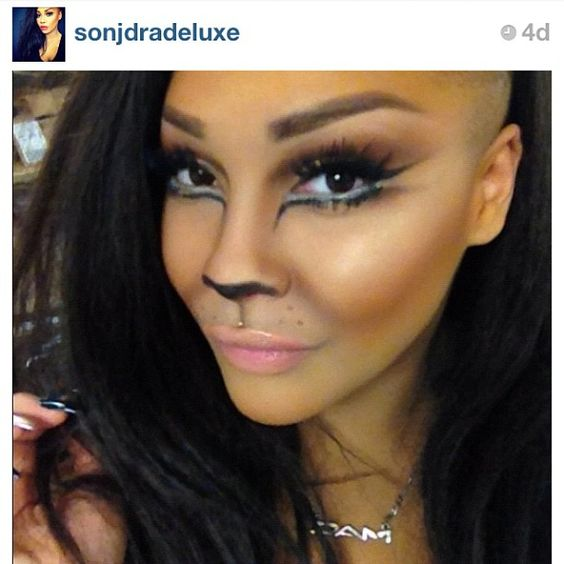 Save this for the days I want to look like a cat. | Random ...