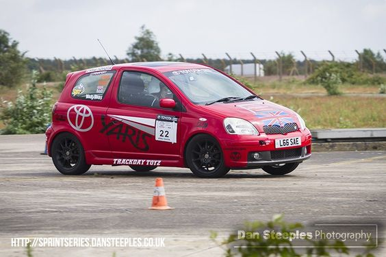 1503 TSS Car 22 - 3 Woodbridge - 2015 Sprint Series