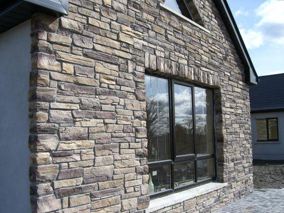 Housing Development Ideas External Wall Cladding Brick Cladding Granite Stone Limestone Or