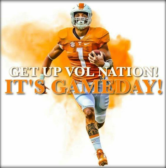 It's Official Team 120 It's Football Time In Tennessee!