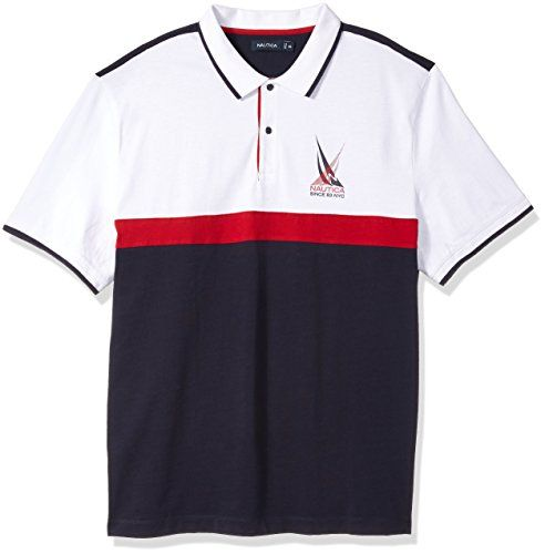 Nautica Men/'s Short Sleeve Classic Fit Polo Shirt