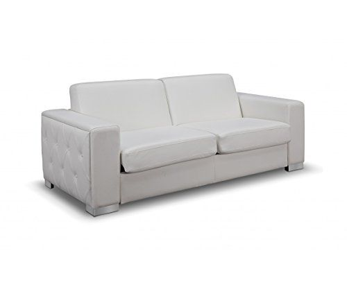 Whiteline Furniture Alfa Sofa Bed Sofa Convertible Sofa Bed White Bedding