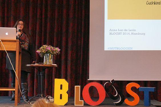 Anna von Berlinmittemom über #Mutbloggen