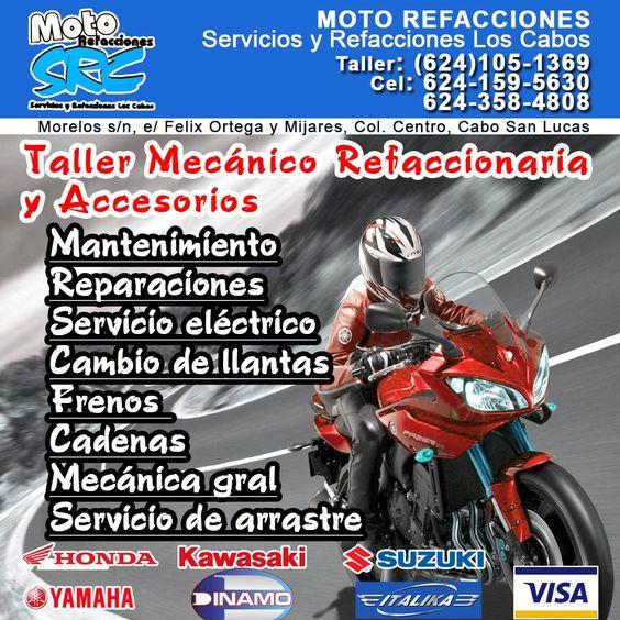 Moto Refacciones SRC
