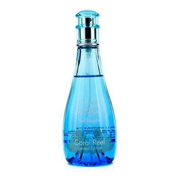 Cool Water Coral Reef Eau De Toilette Spray (Limited Edition) - 100ml-3.4oz