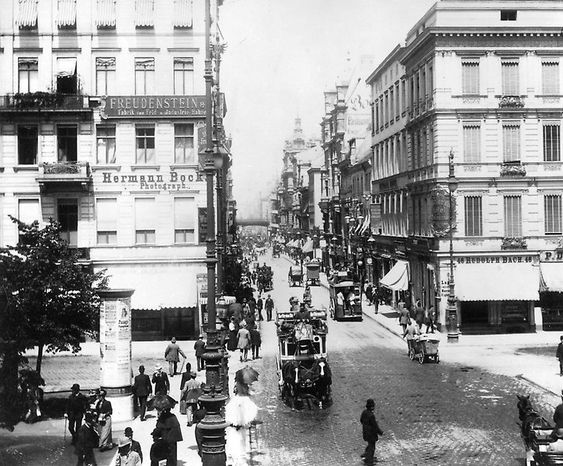 Berlin, Friedrichstraße 1895