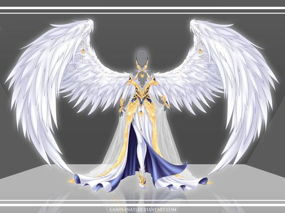 Adoptable Outfit Auction 58(closed) by LaminaNati.deviantart.com on @DeviantArt