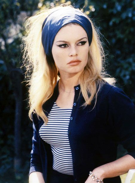 Brigitte Bardot - style never gets old