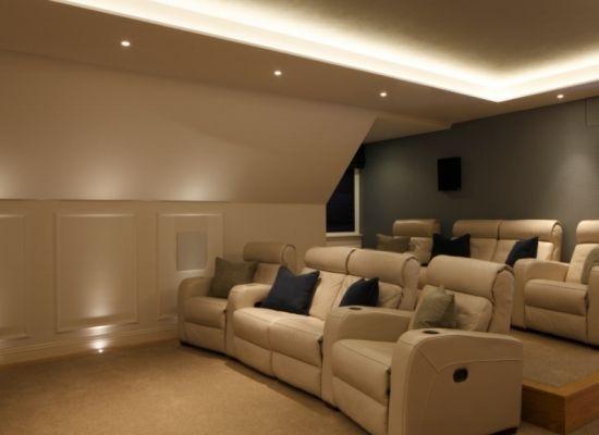 Home Cinema Room And Seating
