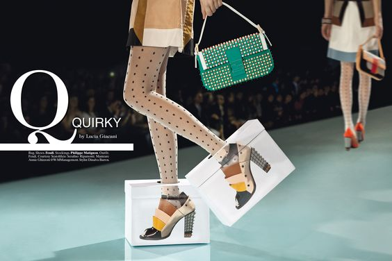 Vogue Accessory Surreale issue on Behance