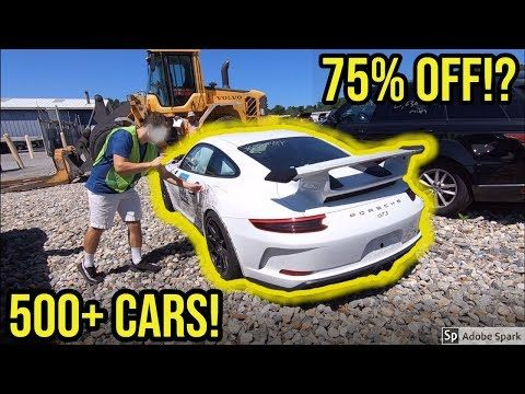 Copart Cheapest Luxury And Supercar Projects Similar To Goonzquad Youtube In 2020 Super Cars Toy Car Projects