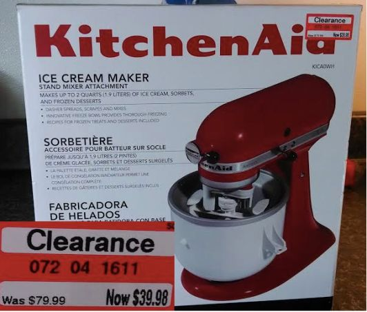 hot* target: kitchenaid mixer attachments 50% off + $5 off coupon