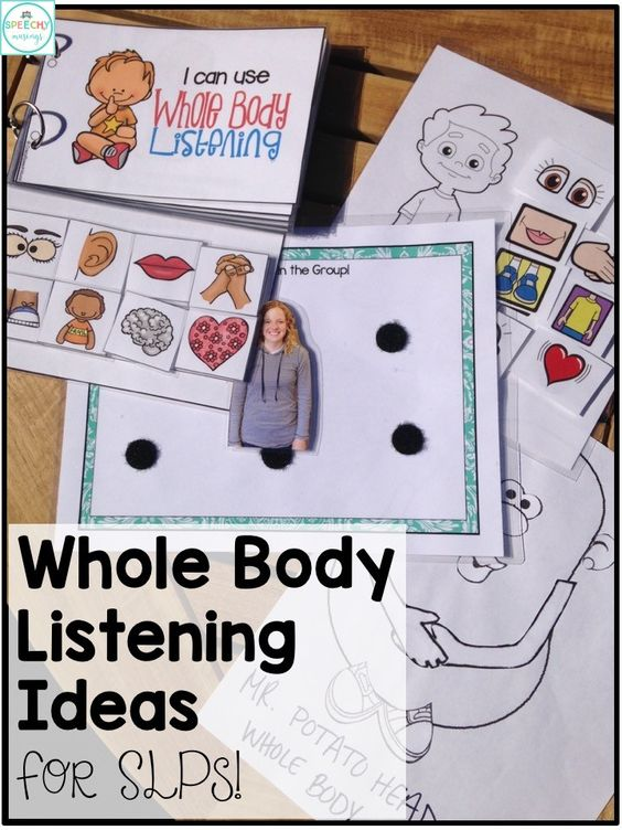 All Things Whole Body Listening!