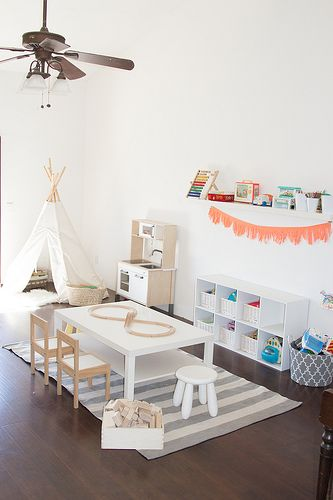 IKEA coffee table for kids table
