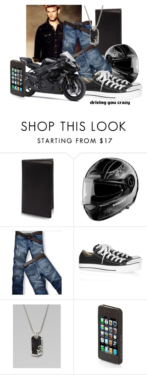 """Zero look 004"" by zeroghost ❤ liked on Polyvore featuring Comme des Garçons, Converse, Stephen Webster, Kawasaki, Diane Von Furstenberg and Bullet"