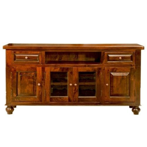 72 solid mango wood plantation plasma console tv stand hand carved carved solid mango wood