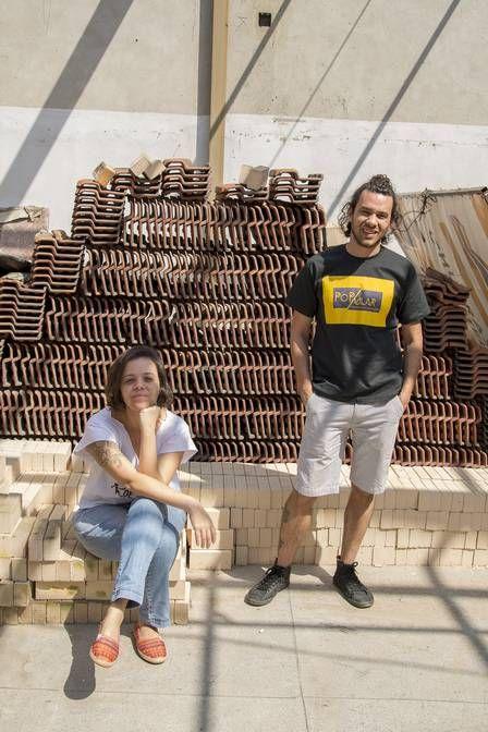 A ideia do projeto começou entre Guilherme e Dani