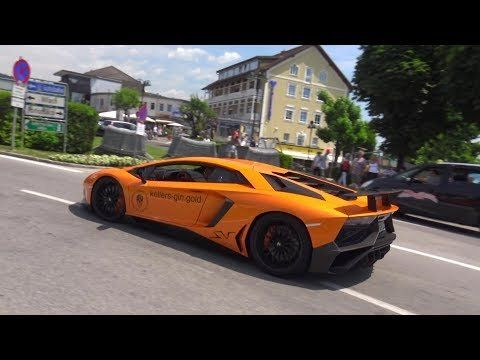 Great I Filmed This Crazy Lamborghini Aventador SV Fitted With A Capristo Exhaust. Ideas