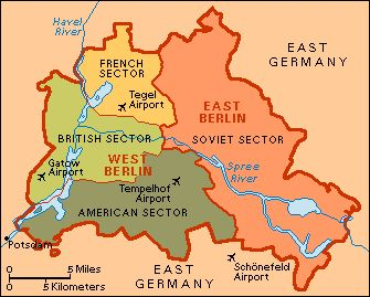 Map Of Germany Post Ww2.Germany Map After Ww2