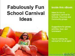 Fall Festival ideas