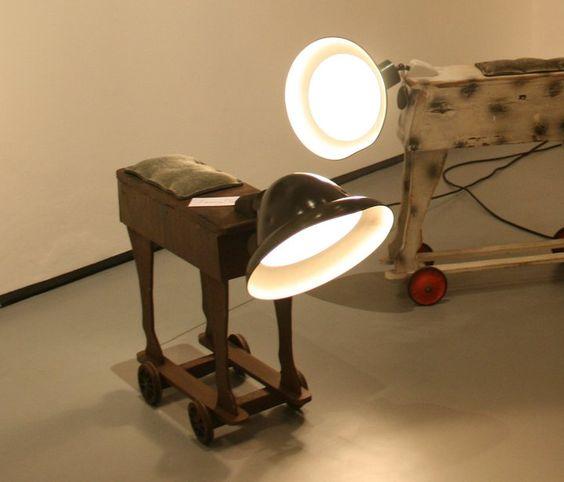Bird Dog Lighting | Bird in the House: LUX at Oriel Myrddin Gallery