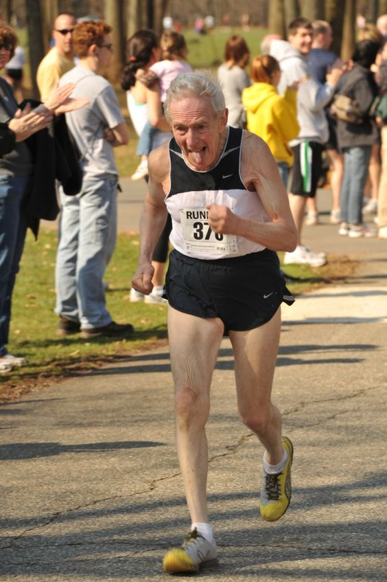 If he can do it, so can I!: Old Mans, Health Fitness, Half Marathons, Guy, Running Races, So True, No Excuses, Fitness Motivation, Old People