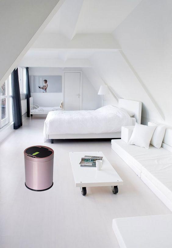 Sensor Infrared Waste Bin Advantages 1 Using High Tech Infrared