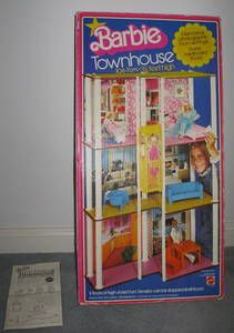 My elevator house!  I remember getting it for Christmas!