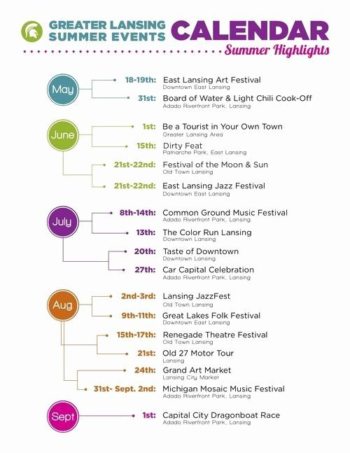 Calendar Of Events Template In 2020 Events Calendar Design
