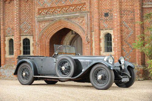 1928 Mercedes S-Type