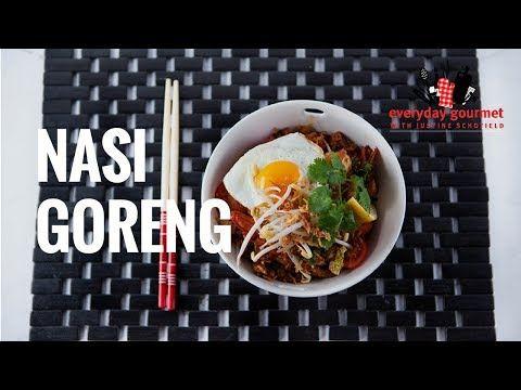 Nasi Goreng Everyday Gourmet S7 E3 Youtube Recette Gourmande Recette Gourmands