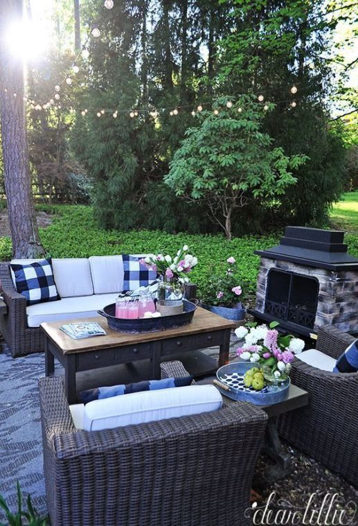 33 Best Outdoor Seating Options All Under 500 Outdoor Living Space Outdoor Living Dear Lillie