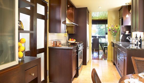 galley+kitchen+designs   ... Simple Kitchen Design Ideas for Galley Kitchen to Widen Your Kitchen