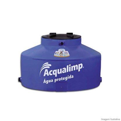 Caixa d'água Protegida 500 litros Acqualimp - Telhanorte