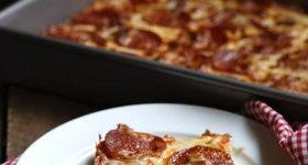 Easy Pan Pizza and the MasterChef Junior Premiere